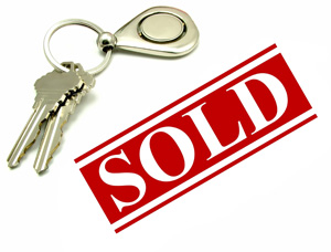 Sold House keys